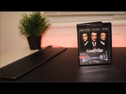 Goodfellas 4K UHD Blu-Ray Review