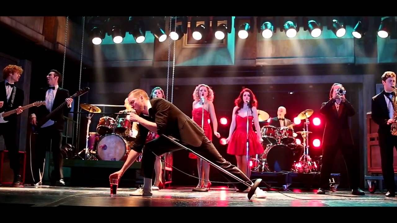 The Commitments sing Irish Rover (Soul Style!)