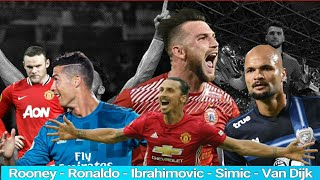 Video GOL SALTO TERBAIK SEPANJANG SEJARAH!! RONALDO - SIMIC - VAN DIJK - ROONEY - IBRAHIMOVIC MP3, 3GP, MP4, WEBM, AVI, FLV Mei 2018