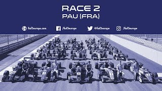 8th race of the 2017 season at Pau