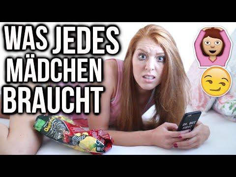 WAS JEDES MÄDCHEN BRAUCHT! | LaurenCocoXO