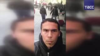 Турецкая полиция опубликовала селфи подозреваемого в совершении теракта в ночном клубе