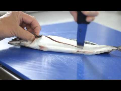 How To Butterfly Fillet Mackerel