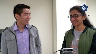 柬埔寨學生Aing Lee 在中正高齡社區共創生活實驗室的學習經驗