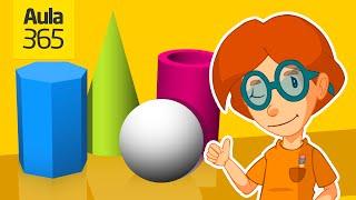 Las Figuras y los Cuerpos Geométricos  Videos Educativos para Niños