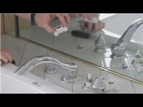 Faucet Repair : How to Replace a Garden Tub Faucet