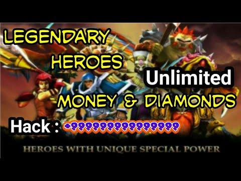 Legendary Heroes Moba V2 3 76 Mod Apk