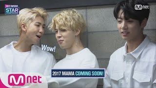 [2017 MAMA] Star Countdown D-1 by KPOP Artists