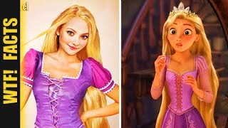 12 Disney Princesses Look Alike | LISTING #9 - YouTube