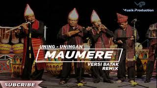 Lagu Batak Maumere Versi Uning -  uningan Batak Toba, Maumere Batak Toba, Putar Ke Kiri Dan Ke Kanan