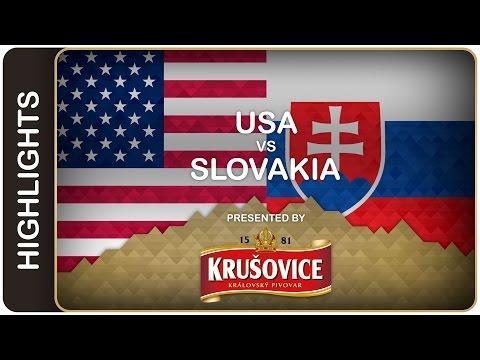 Video : Slováci udolali Američany  až v prodloužení 3:2 a MS končí