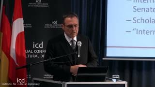 Prof. Dr. Murat Tuncer, President of the Hacettepe University