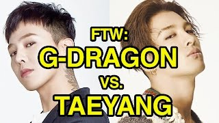 On this episode of For The Win, it's a battle between G-Dragon and Taeyang. Is your bias G-Dragon or Taeyang? Do you follow these BIGBANG members?