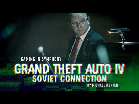 Grand Theft Auto Iv: Soviet Connection // The Danish National Symphony Orchestra (live)