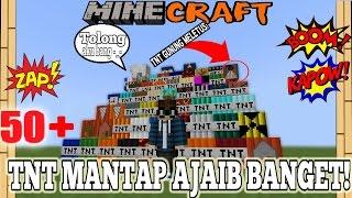 Video WOW! 50+ TNT BARU  YANG HARUS KAMU LEDAKAN! - Minecraft Experiment #15 MP3, 3GP, MP4, WEBM, AVI, FLV Maret 2018