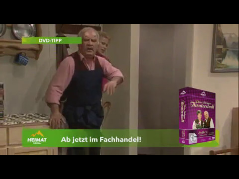 Peter Steiners Theaterstadl - Staffel 2 | Jetzt auf DVD!  | Peter und Gerda Steiner | Fernsehjuwelen