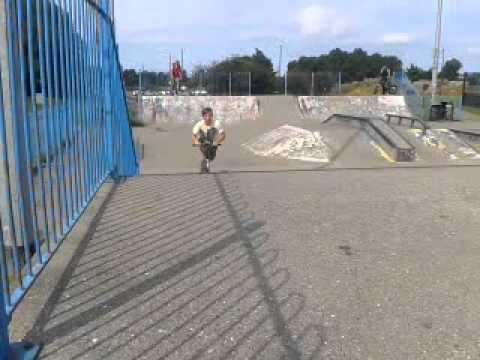 temple park skatepark edit by ryan
