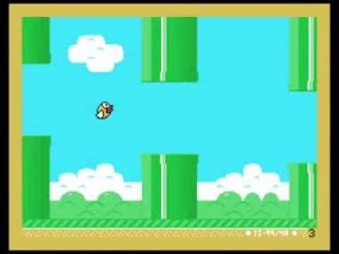 Flappy Bird for the TI-99/4A