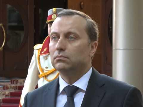 Președintele Republicii Moldova, Nicolae Timofti, a primit scrisorile de acreditare din partea a doi ambasadori