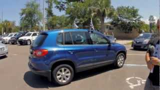 Autoline's 2010 Volkswagen Tiguan S Walk Around Review Test Drive