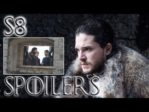 SEASON 8 Is This Jon Snow's End ?! | Game of Thrones Season 8 Spoilers