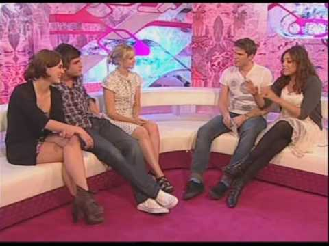 Zoe, Loui & Stephen on T4 - (Zoe, Sarah & Archie Hollyoaks)