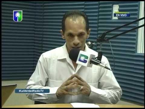 Entrevista al director de Prevención y Seguridad Ciudadana, Víctor Hernández (07 04 20179