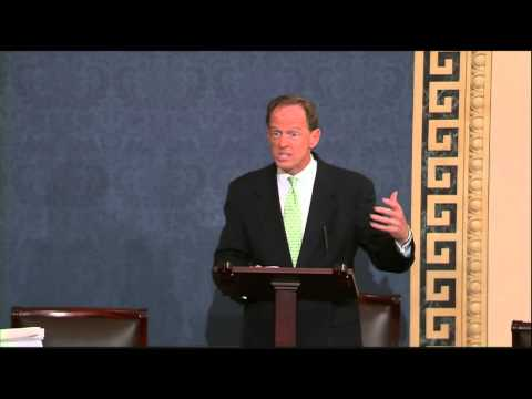 """Sen. Toomey Speaks On The """"Ferguson Effect"""" And Support Of Police"""
