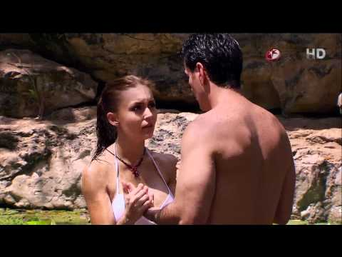 Indomable escena del fango corazon indomable vs marimar elenco