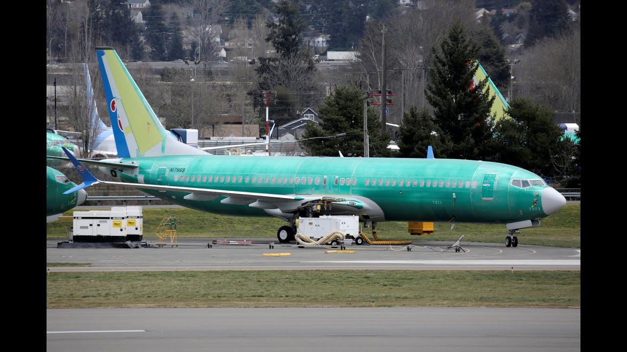Αποκλεισμός των Boeing 737 Max από τον Ευρωπαϊκό Εναέριο Χώρο…