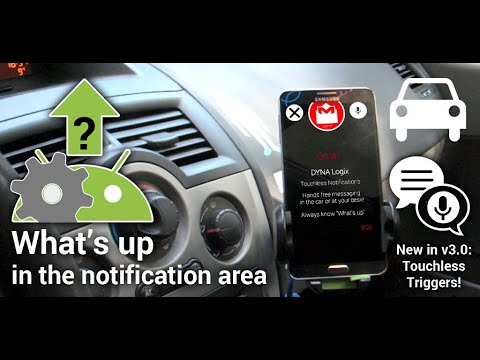Video of Touchless Notifications Free