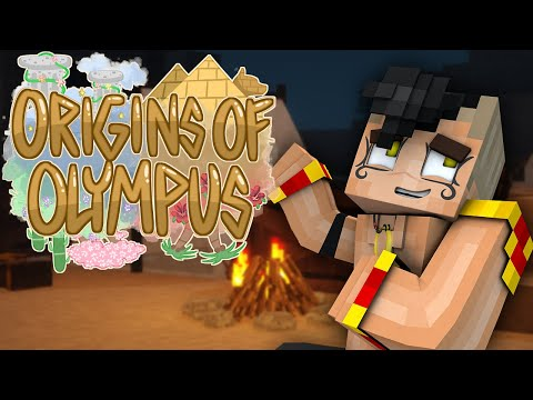 WE HEAD TO THE HUMAN REALM!? - Origins Of Olympus S2 (Percy Jackson RP) |Ep.1|