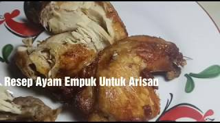 Video Cara Masak Ayam Empuk  12 Ekor. Menu Arisan. MP3, 3GP, MP4, WEBM, AVI, FLV Mei 2019