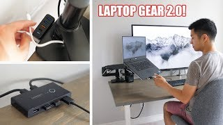 Video Must Have Laptop Accessories 2.0!  Dream Docking Station Setup MP3, 3GP, MP4, WEBM, AVI, FLV Agustus 2018