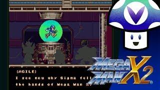 Vinny streams Mega Man X2 for SNES live on Vinesauce! Subscribe for more Full Sauce Streams ▻ http://bit.ly/fullsauce...