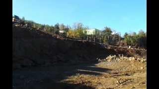 Tirane-Elbasan Ne Nivelin E Krrabes 25 Nentor 2012
