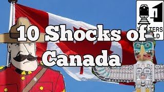 Download Video Visit Canada - 10 Things That SHOCK Tourists about Canada MP3 3GP MP4