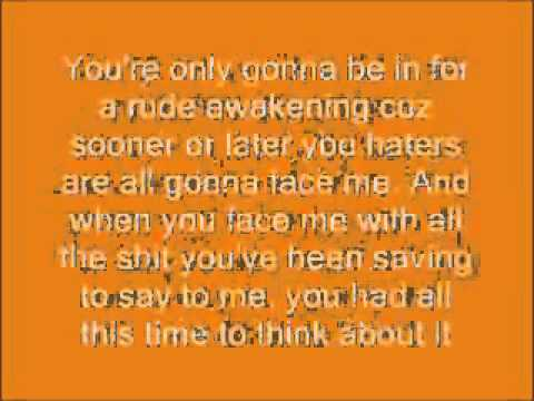 Eminem Never enough lyrics video