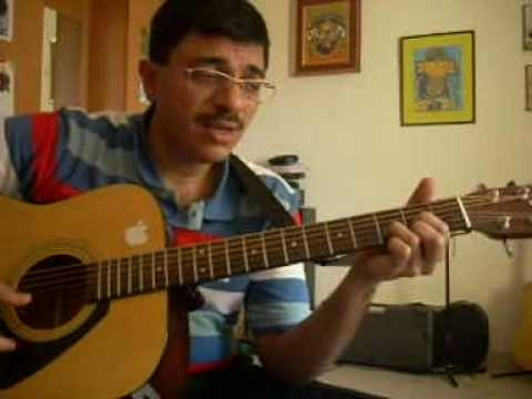 Beginner Guitar Chords and Strum Pattern for Tamil, Hindi Song by Suresh