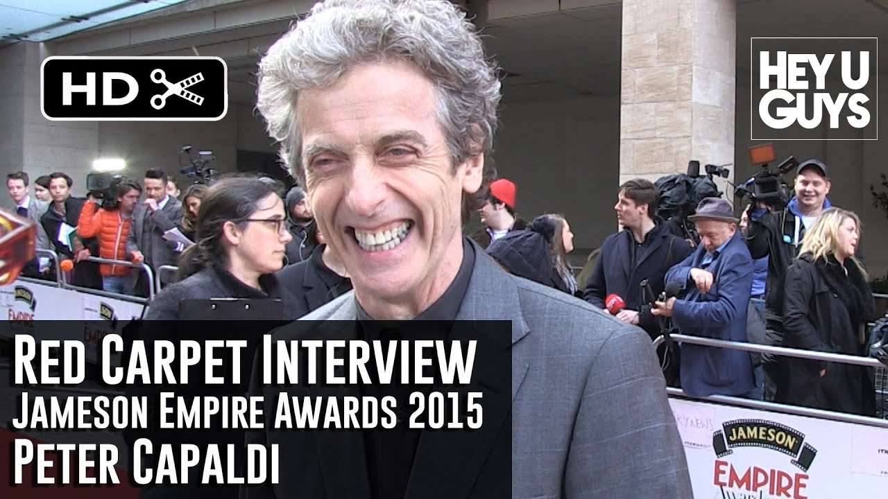 "Peter Capaldi: ""Doctor Who Is Both Galactic And Domestic"""