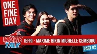 Video Jefri Nichol & Maxime Bouttier Bikin Michelle Ziudith Cemburu! MP3, 3GP, MP4, WEBM, AVI, FLV Desember 2018