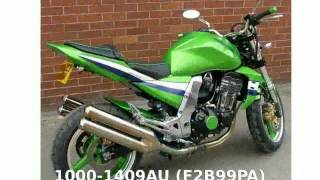 7. 2004 Kawasaki Z 1000 -  Specification Transmission