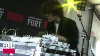 "The FADER FORT: Neon Indian, ""Terminally Chill"""