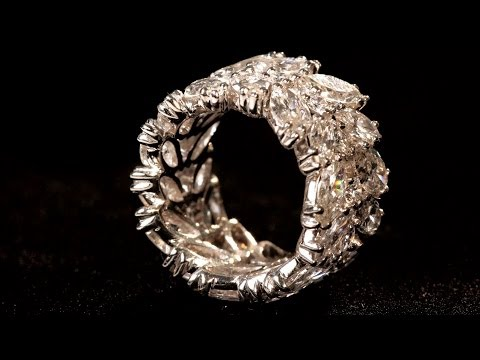 What Is a Marquise Cut? | Diamond Rings
