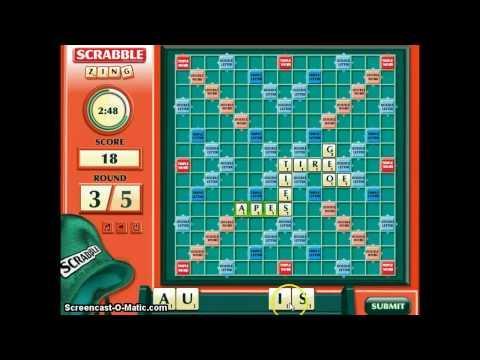 Online Scrabble King.com