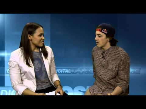 Mark mcmorris - Canadian snowboarder Mark McMorris discusses his recent Winter X Games experience, where he became the first to complete a Bs triple cork 1440.