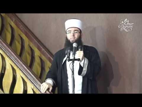 Shpifën dhe thanë: Allahu ka fëmijë - Omer Bajrami