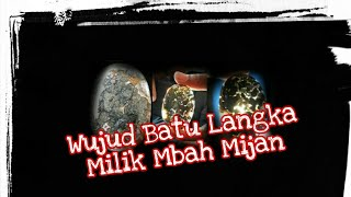 Video Batu Langka Koleksi Mbah Mijan MP3, 3GP, MP4, WEBM, AVI, FLV September 2017