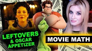 Box Office for The Favourite, Ralph Breaks the Internet, The Grinch by Beyond The Trailer
