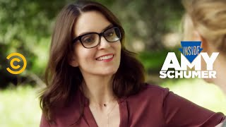 Amy stumbles upon a group of her show-business heroes celebrating a special occasion. The Comedy Central app has full episodes of your favorite shows availa...